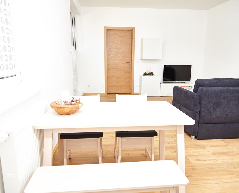 Krug Apartment Essbereich